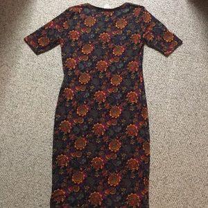 LuLaRoe Dresses - Vibrant Lularoe Julia dress
